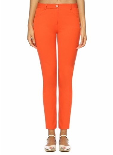Beymen Club Skinny Pantolon Mercan